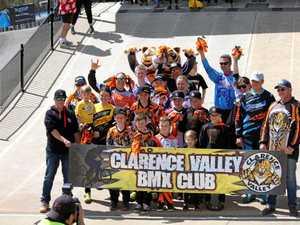 Club raising BMX-tra funds for World Championship trip