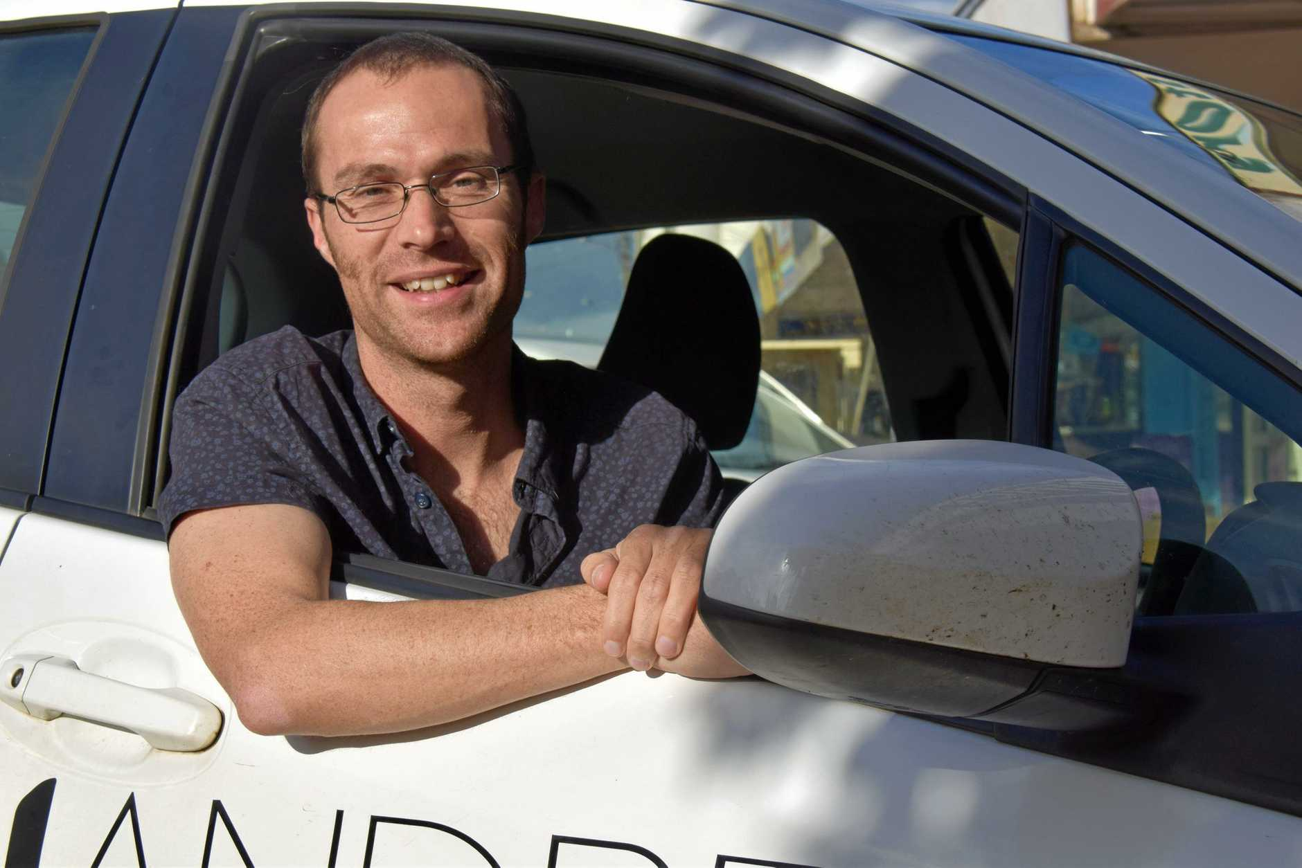 DO THE BASICS WELL: Andrew Cross from Andrew's Driving Class.