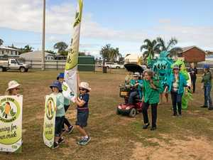 BETWEEN THE POSTS: Kids caring for environment