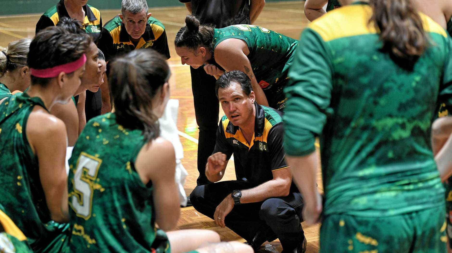 Ipswich Force head coach Brad George is looking for more from his quality starters.