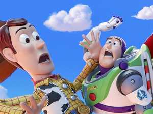 MOVIE REVIEW: New Toy Story film four times the fun