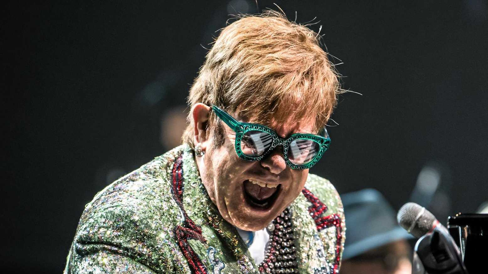 Elton John is coming to the Sunshine Coast, performing at the stadium in March 2020.