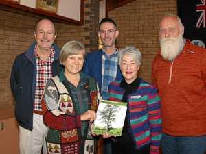 Book about unique beauty of Killarney bush launched