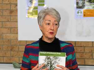 Eucalypts of Cambanoora Gorge book launch