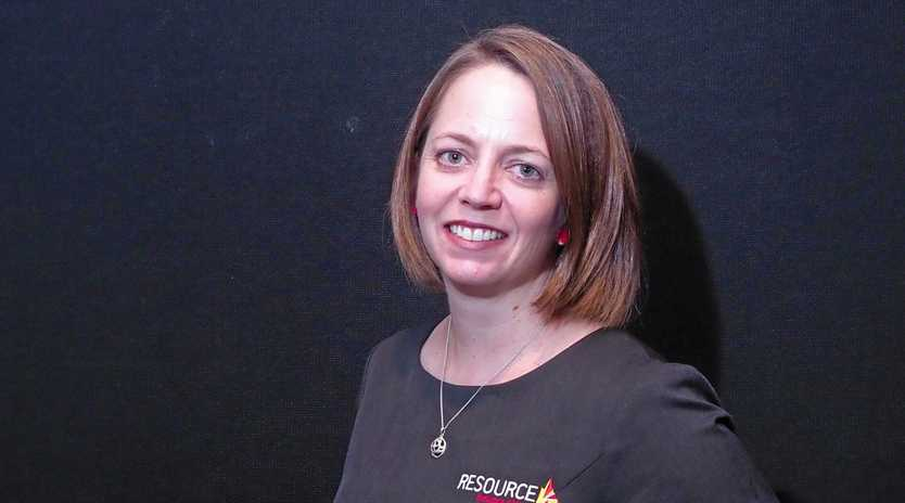 Resources Industry Network general manager Adrienne Rourke