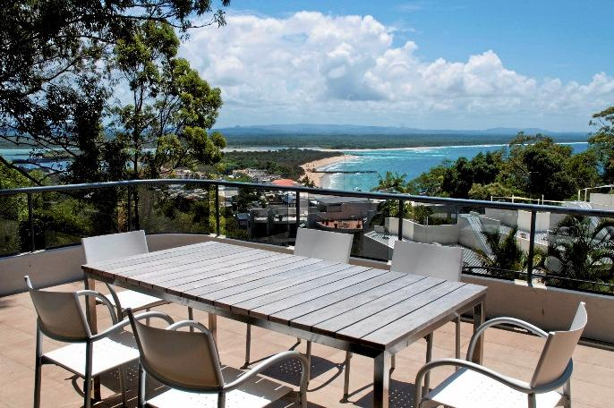JUST A HICCUP: Agents say interest is back on the up in Noosa despite a cooling in the March quarter.