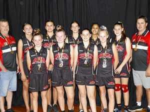 Young Meteorettes make Mackay proud
