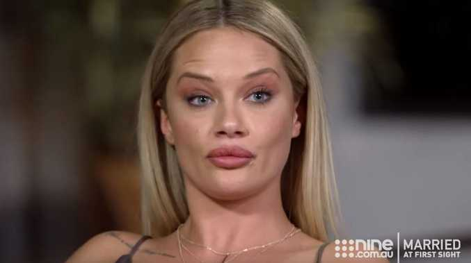 Awkward unedited MAFS clip surfaces