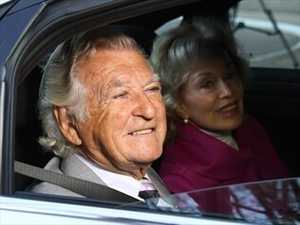 Bob Hawke's 'sadness on climate failure'