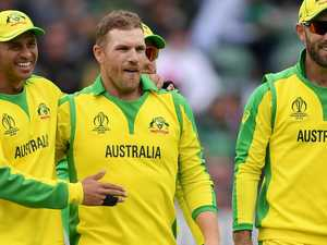 'He's the best so far': Ultimate honour for Finch