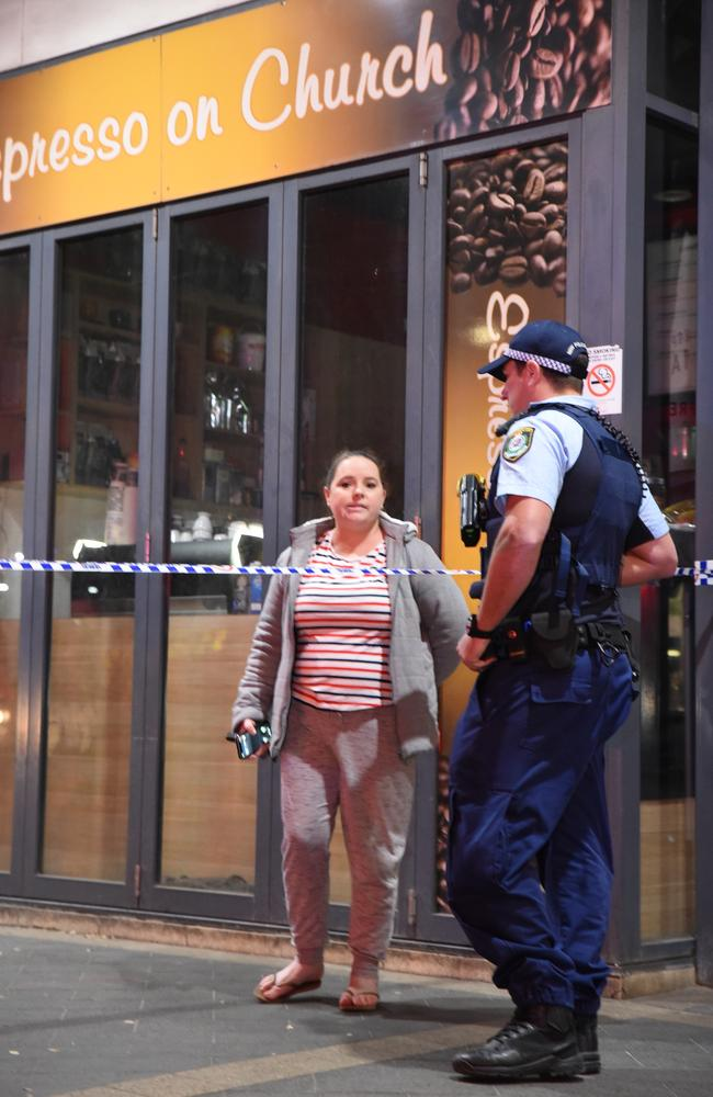 Occupants said the incident had frightening echoes of the Opal Tower evacuation on Christmas Eve, with a final report noting serious structural issues. Picture: Flavio Brancaleone