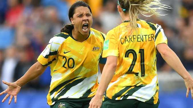 Controversy explodes over Aussie golden girl
