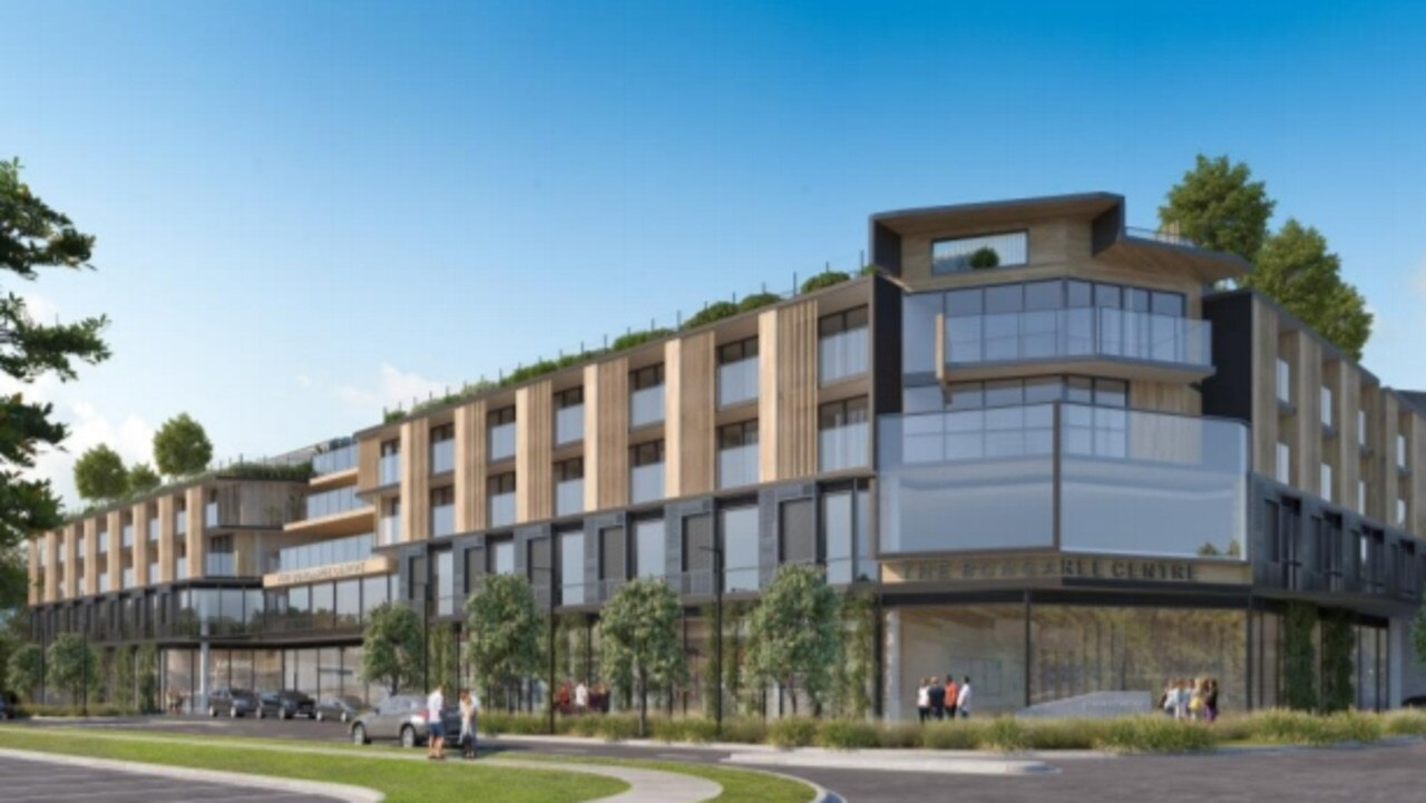 Vaid Family doctors have submitted plans to Moreton Bay Regional Council for a new five-storey medical centre on Bribie Island.
