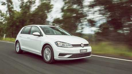 There are big savings to be had on the VW Golf. Thomas Wielecki.