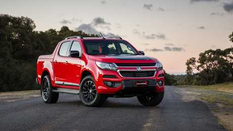 Holden is looking to make a move up the sales charts with quality discounts on its Colorado ute.
