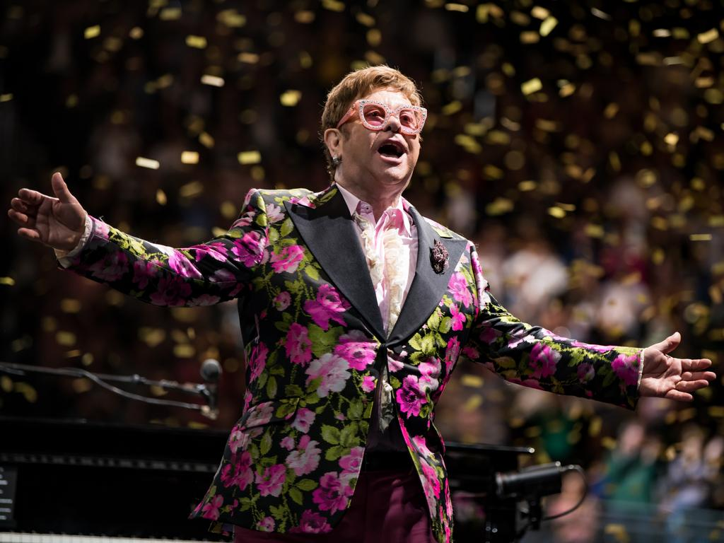 Elton John wants to take his Farewell Yellow Brick Road tour everywhere in Australia. Picture: Supplied
