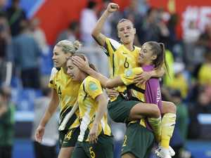 Matildas still alive after miracle of Montpellier