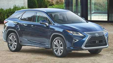 Lexus RX300 Luxury is heavily discounted.