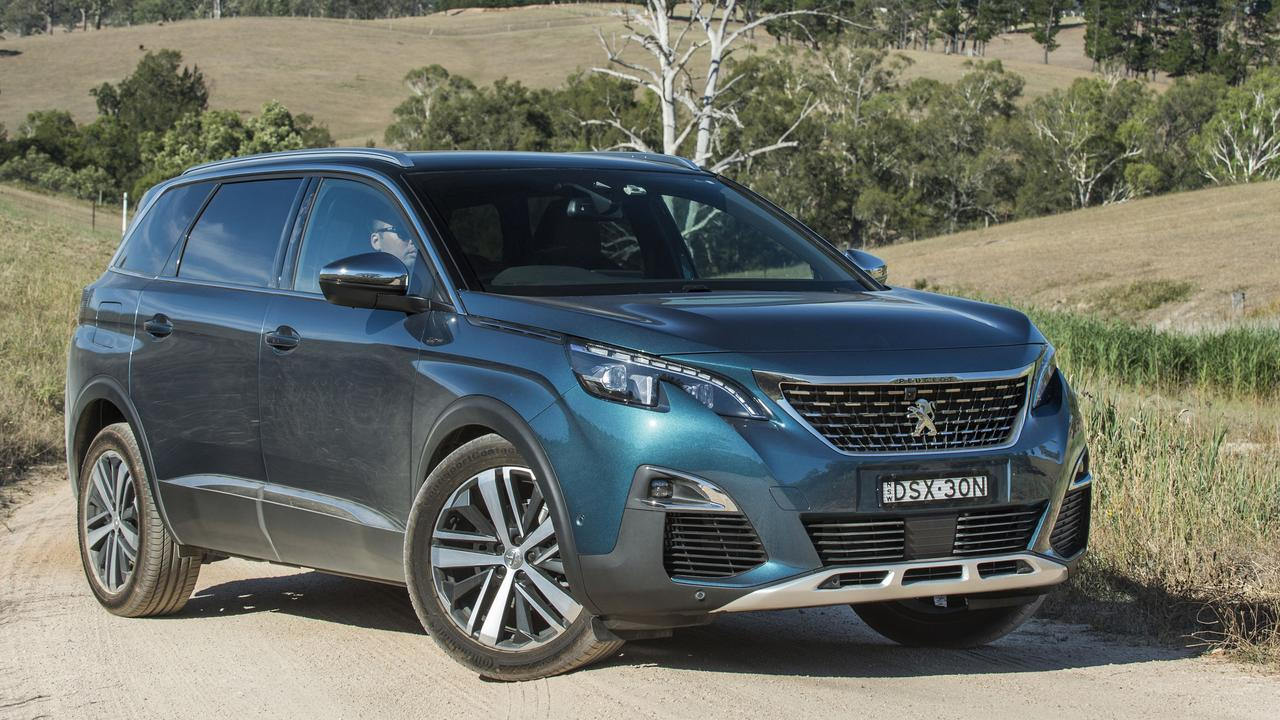 Buyers can get up to $12,000 worth of savings on a 2018-plate Peugeot 5008.