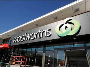 Woolies staff member assaulted for doing their job