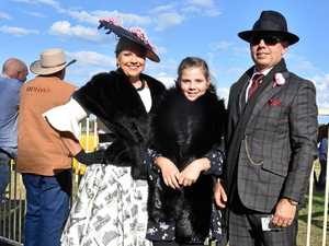 FOURTH TIME LUCKY: Family and fashion at Killarney Cup