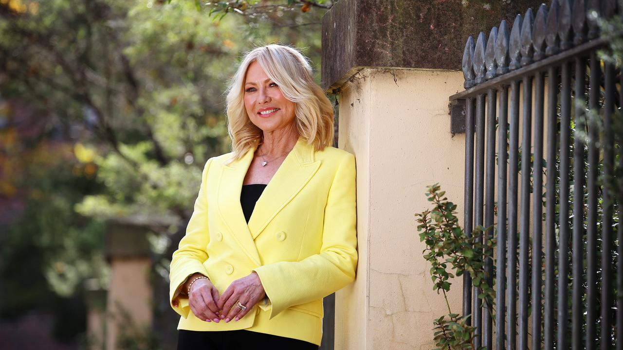 Kerri-Anne Kennerley. Picture: Sam Ruttyn