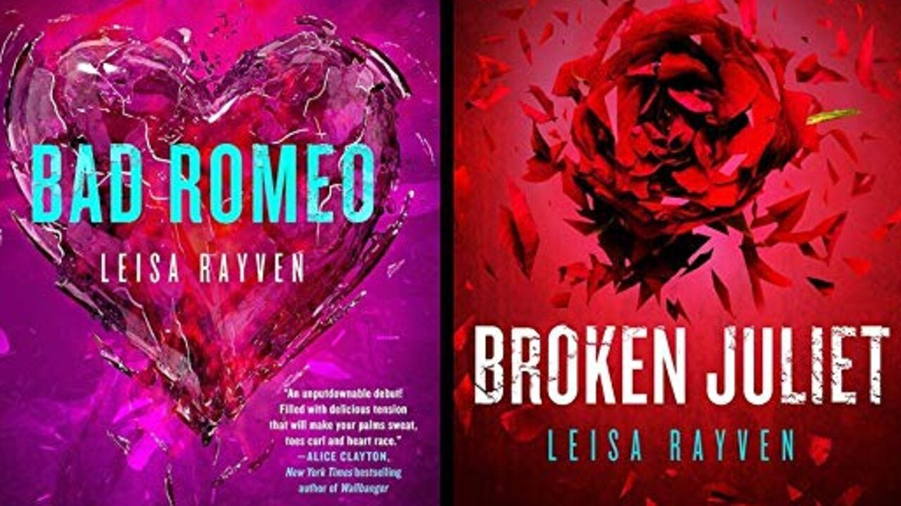 leisa rayven books for feature