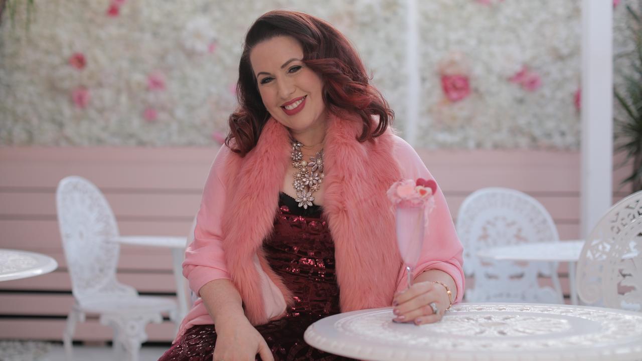 Romance author Leisa Barry-Smith.