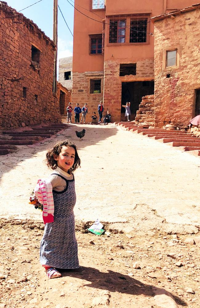 Morocco tourism trip for news.com.au story only. Picture: Victoria Nielsen