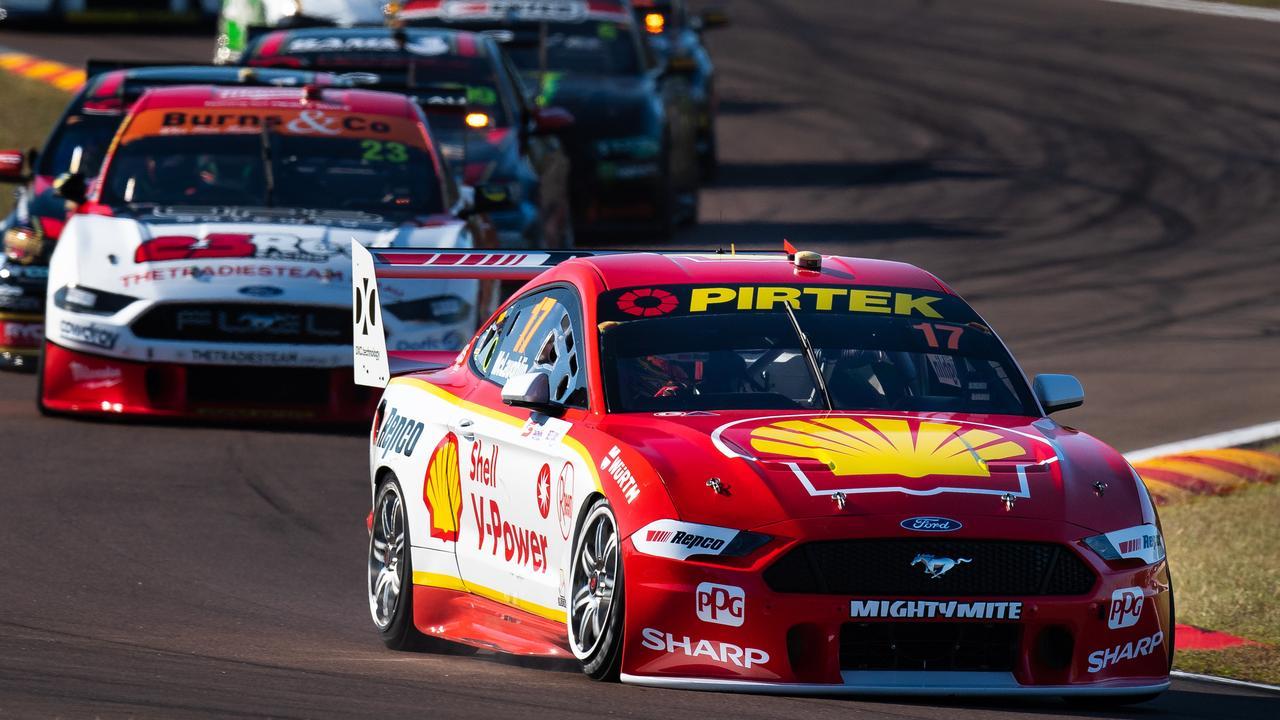 Darwin Triple Crown - Supercars Championship