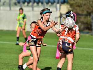 Queensland Oztag Tri Series at Sunshine Coast