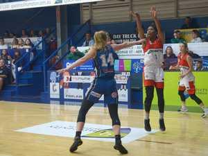 BASKETBALL: Mackay Meteorettes' Erica Covile