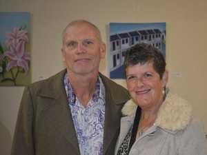 Geoff and Sherry Pittard.