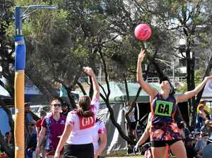 MOORE ACTION: Netball carnival a huge success