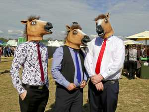 PHOTOS: Craziest outfits at 2019 Ipswich Cup