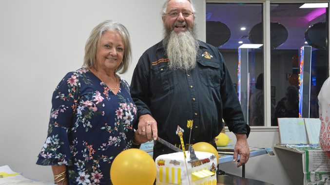 Kingaroy celebrates 50 years of iconic peanut van