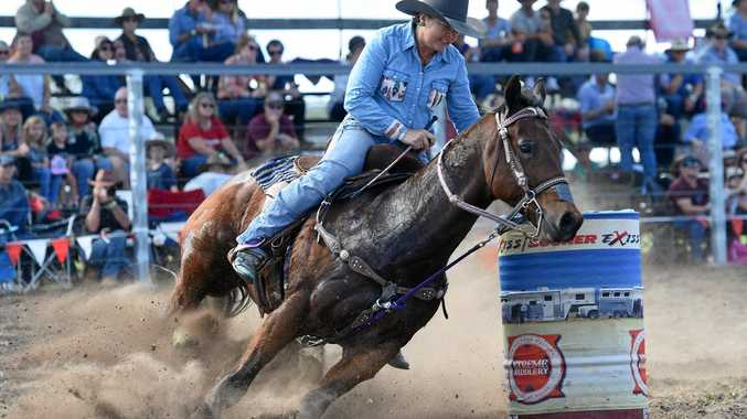 GALLERY: Bucking good time at Teebar rodeo