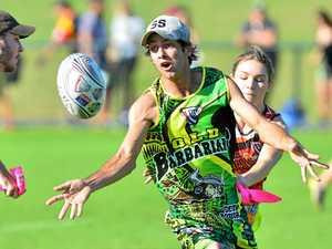 Oztag Queensland Tri Series