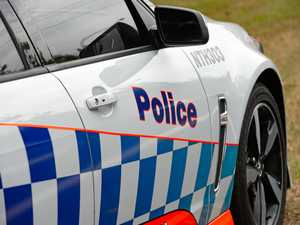 Vehicle operating dangerously on Mackay-Eungella Road