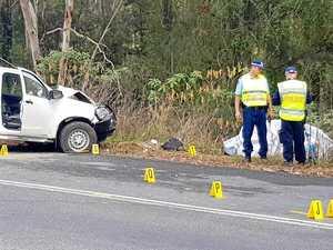HARROWING: Witness recalls tragic scene