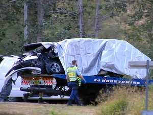 TRAGEDY: Teenage girl killed in three-car crash