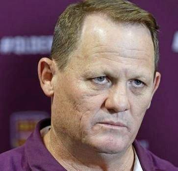 Queensland coach Kevin Walters.