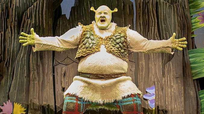 Shrek The Musical is coming to Australia