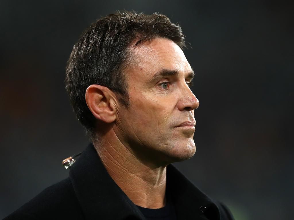 Brad Fittler was forced into many of his changes.