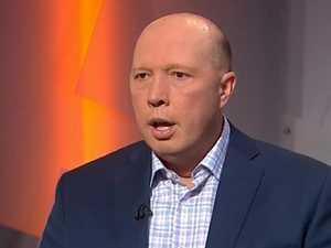 Dutton blasts Turnbull's last-ditch idea