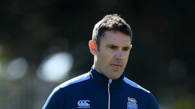 Latrell axed as Fittler makes seven changes