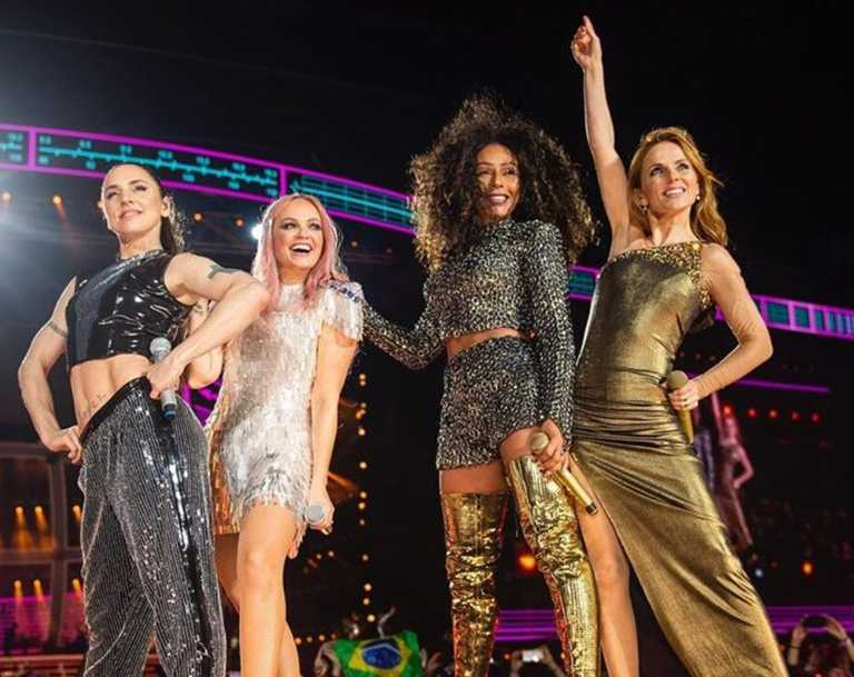 Spice girls tour dates 2020