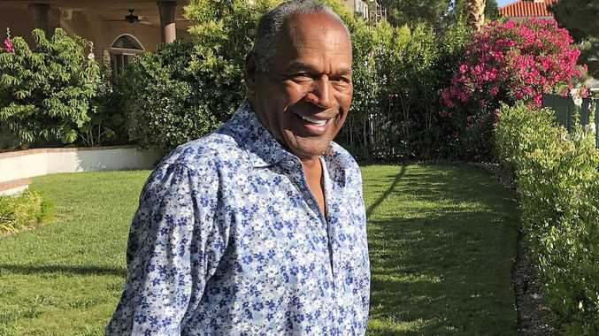 OJ Simpson's bizarre Twitter message