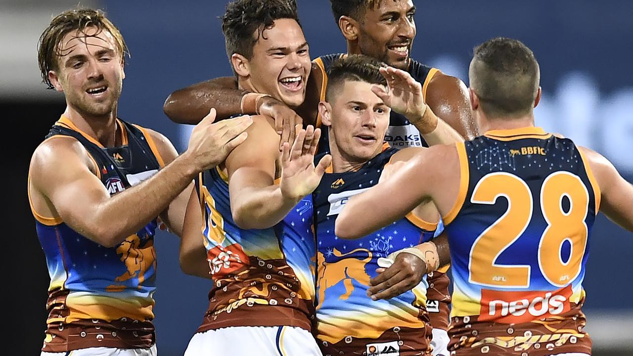 AFL Rd 11 - Brisbane v Hawthorn