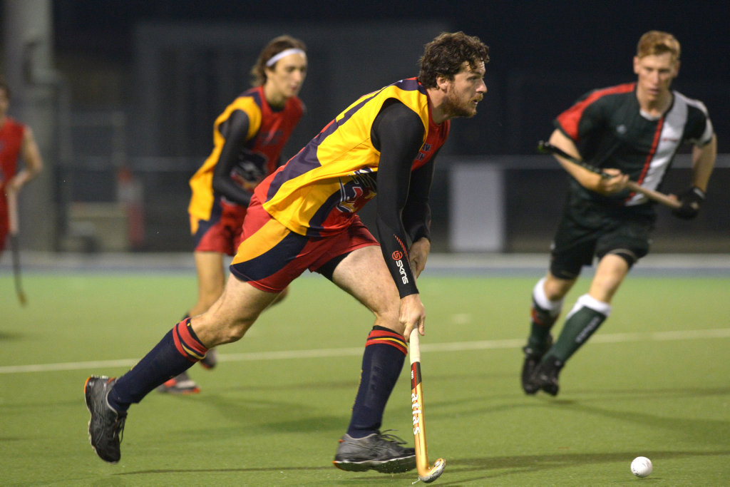 Image for sale: CQ HOCKEY LEAGUE A1: Park Avenue Brothers' Ben Bass